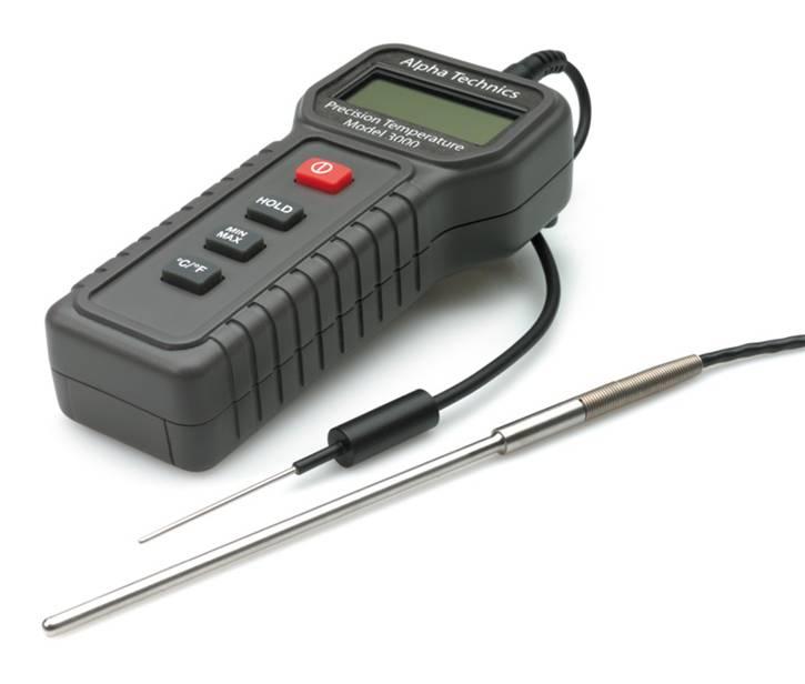 Precision Thermometers- 3000 Series